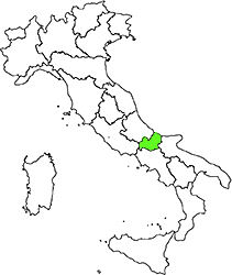 Molise location